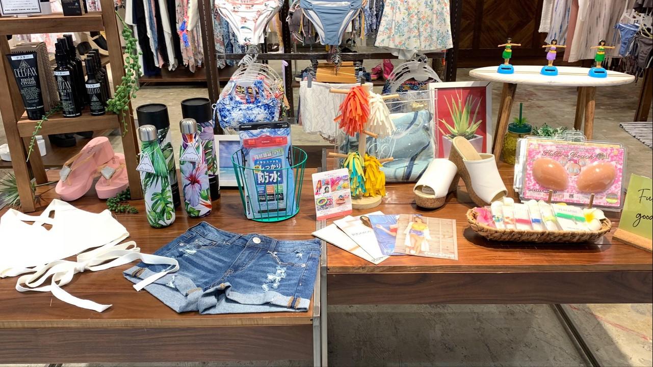 お知らせ1 PEAK&PINE 名古屋PARCO店
