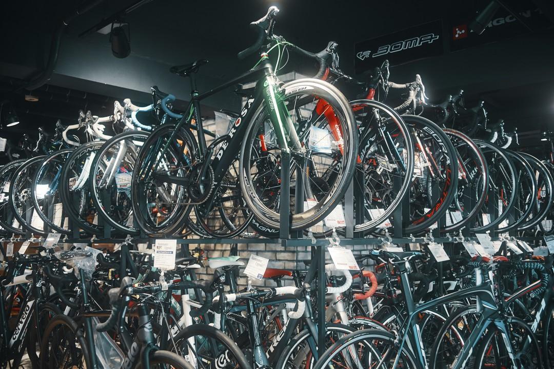 新宿 自転車 屋
