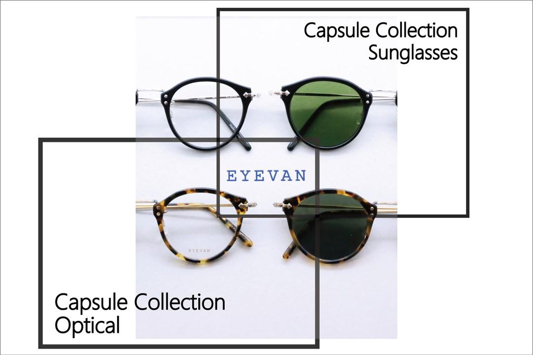 8b8c0757fc16 毎月ブランドを変えて、各ブランドのサングラスをより深くご提案させていただきます。 6月。 まず最初にご提案させていただくのは【EYEVAN】  同ブランドを代表するアイ ...